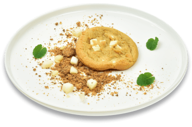 AMERICAN COOKIE WITTE CHOCOLADE 50G